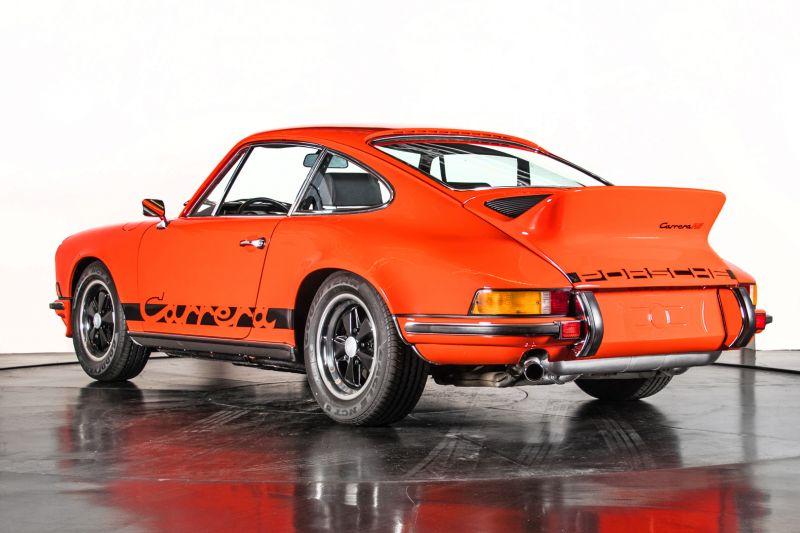 1973 Porsche 911 Carrera 2.7 RS 44394