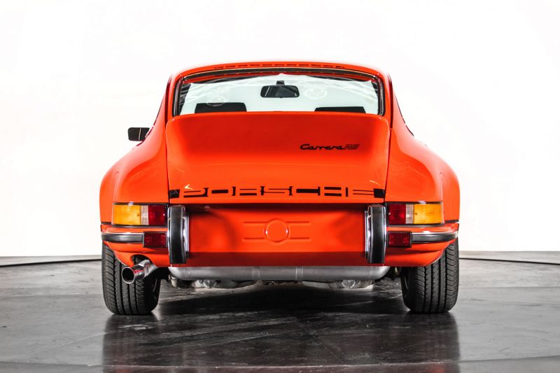 1973 Porsche 911 Carrera 2.7 RS 44395