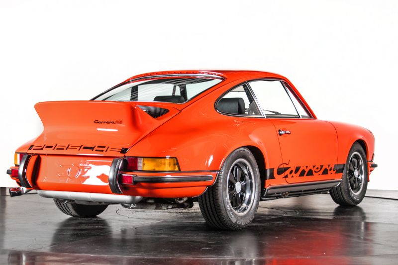 1973 Porsche 911 Carrera 2.7 RS 44396