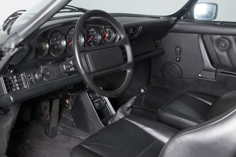 1989 Porsche Speedster 911 20765