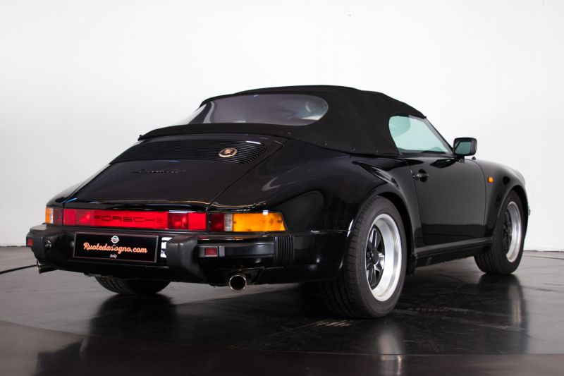 1989 Porsche Speedster 911 20750