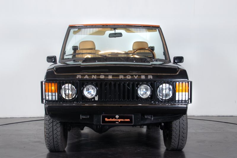 "1979 Range Rover II° serie Cabriolet ""Pavesi""  22910"