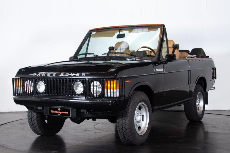 "1979 Range Rover II° serie Cabriolet ""Pavesi""  22911"