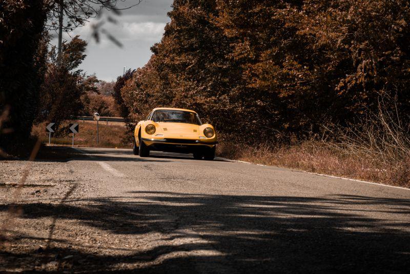1972 Ferrari Dino 246 GT 70538