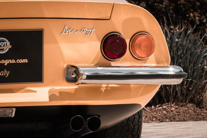 1972 Ferrari Dino 246 GT 70542