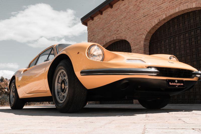 1972 Ferrari Dino 246 GT 70547