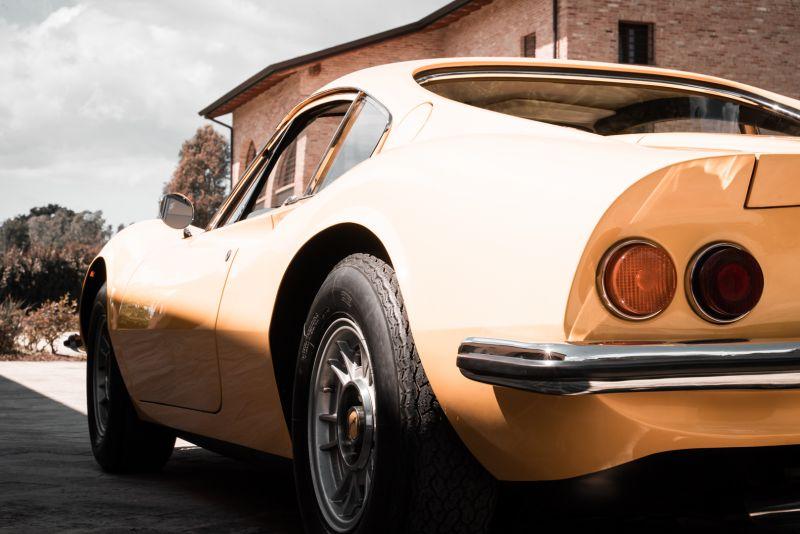 1972 Ferrari Dino 246 GT 70555