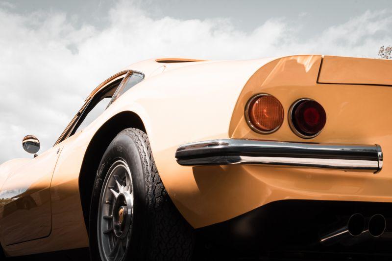 1972 Ferrari Dino 246 GT 70529