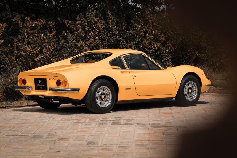 1972 Ferrari Dino 246 GT 70575