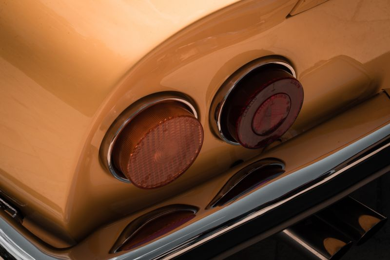 1972 Ferrari Dino 246 GT 70589