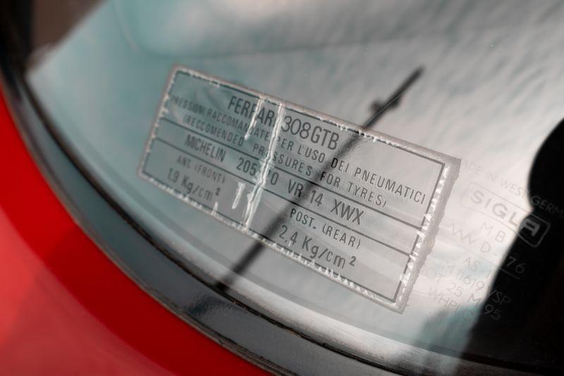 1976 Ferrari 308 GTB Vetroresina 74049