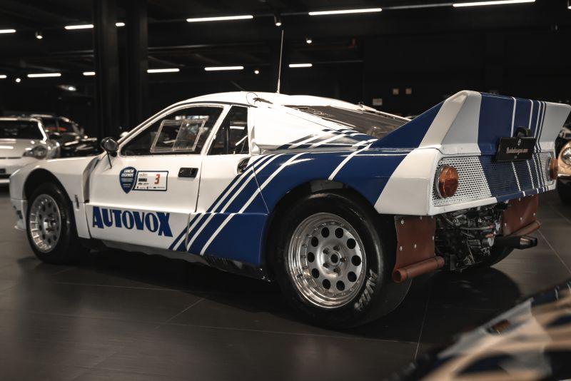 1982 Lancia Rally 037 82120