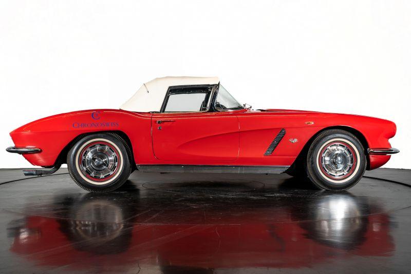 1962 CHEVROLET CORVETTE C1 56516
