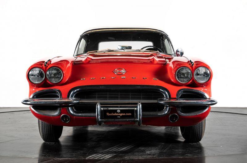 1962 CHEVROLET CORVETTE C1 56518