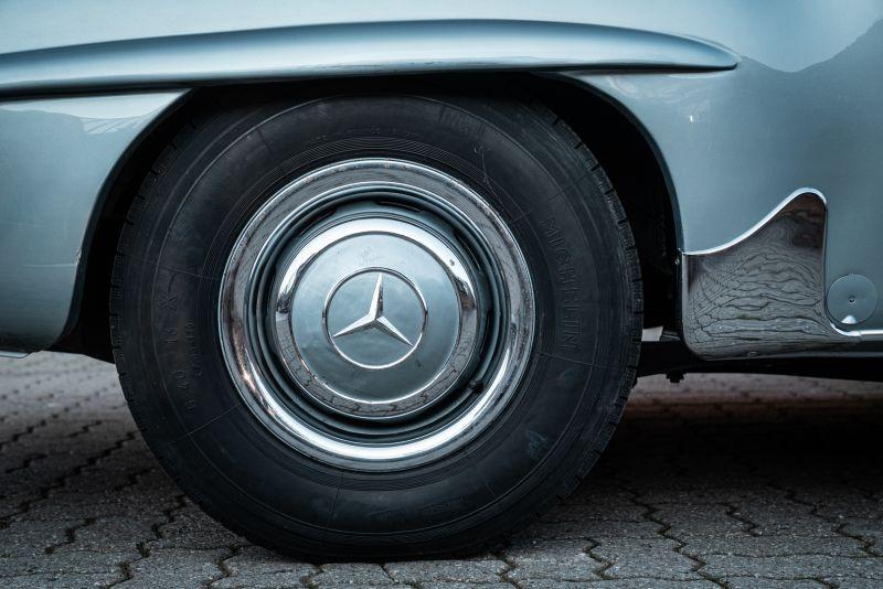 1956 Mercedes-Benz 190 SL 73017