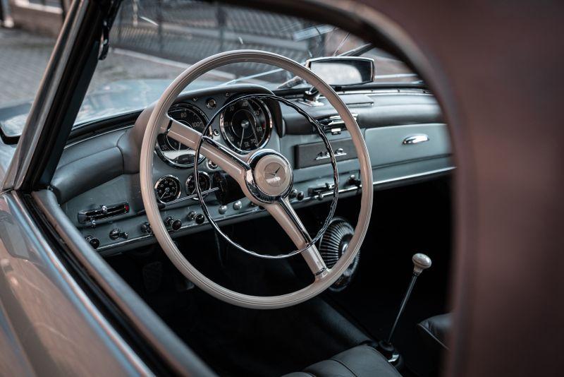 1956 Mercedes-Benz 190 SL 73021