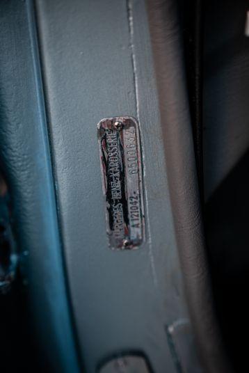 1956 Mercedes-Benz 190 SL 73020