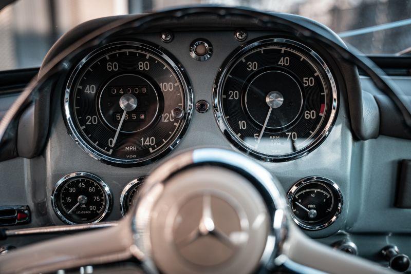 1956 Mercedes-Benz 190 SL 73022