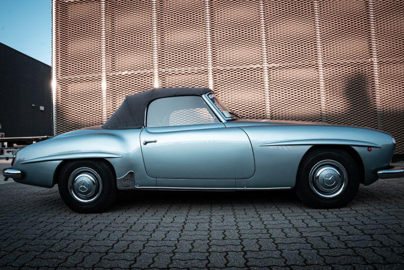 1956 Mercedes-Benz 190 SL 73003