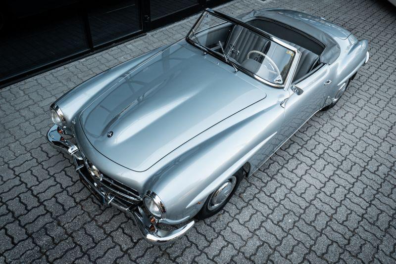 1956 Mercedes-Benz 190 SL 73005