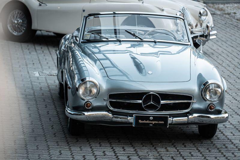 1956 Mercedes-Benz 190 SL 72998