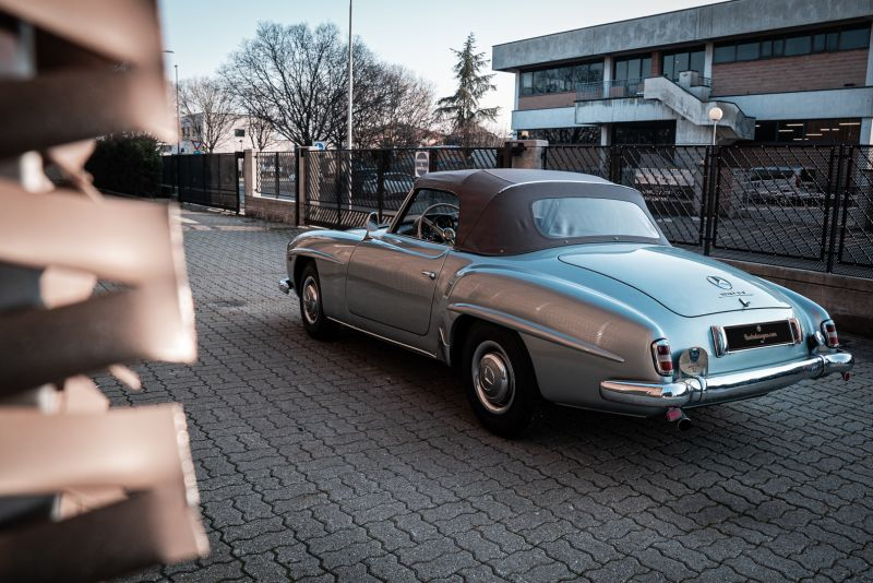 1956 Mercedes-Benz 190 SL 73002
