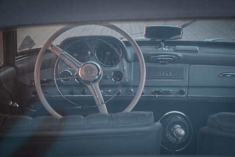1956 Mercedes-Benz 190 SL 73009