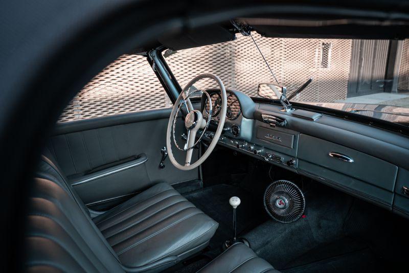 1956 Mercedes-Benz 190 SL 73010