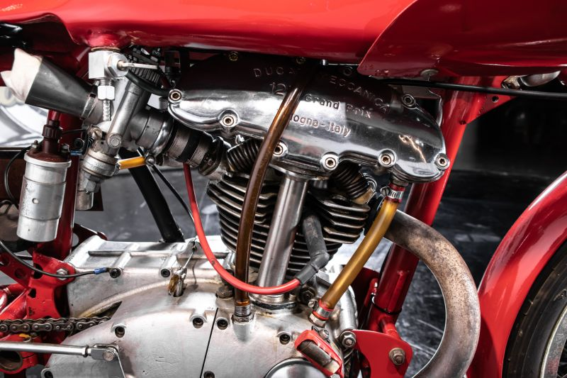 1957 Ducati 125 Bialbero Corsa 77179