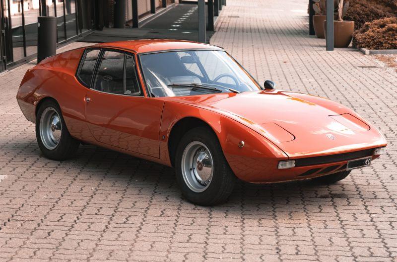 1970 Abarth Scorpione 1300 75739