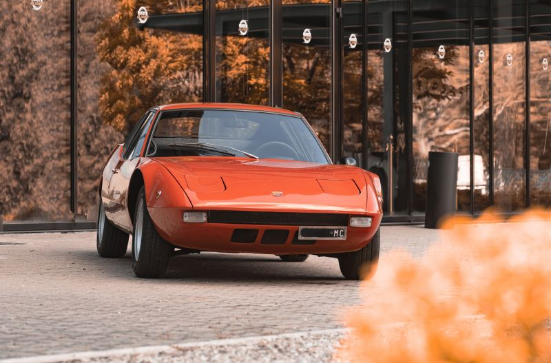 1970 Abarth Scorpione 1300 75743