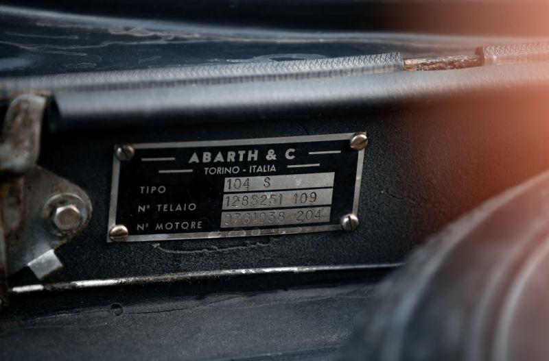 1970 Abarth Scorpione 1300 75796