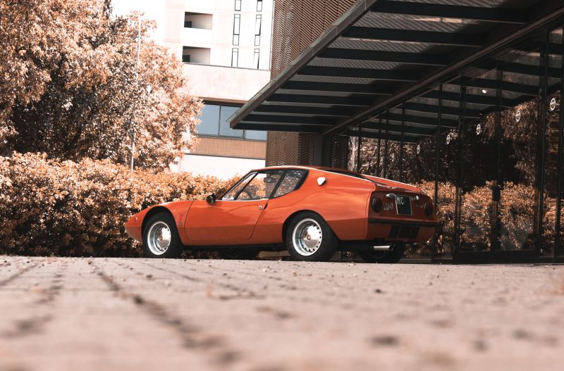 1970 Abarth Scorpione 1300 75745