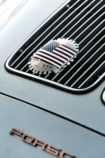 1963 Porsche 356 B 1600 S Cabriolet 76225