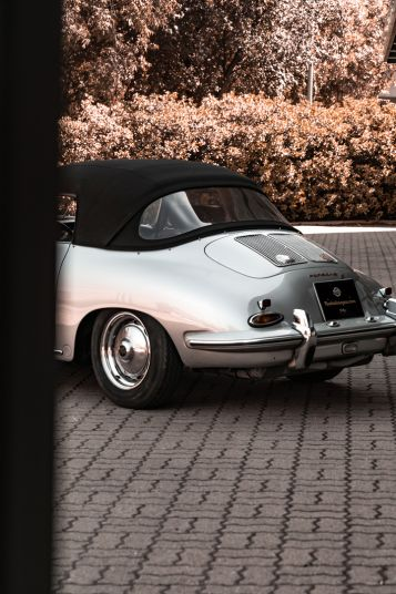1963 Porsche 356 B 1600 S Cabriolet 76227