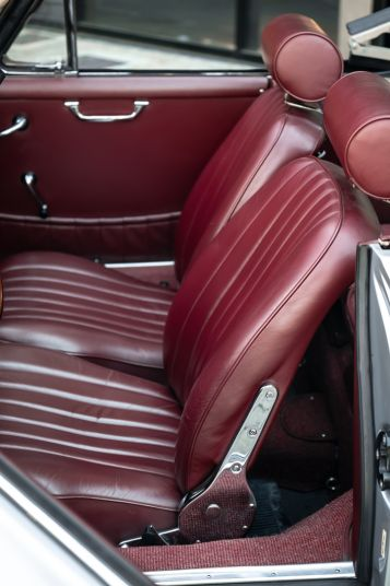 1963 Porsche 356 B 1600 S Cabriolet 76261