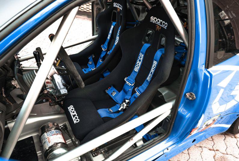 2004 Fiat Punto S1600 Rally 76563