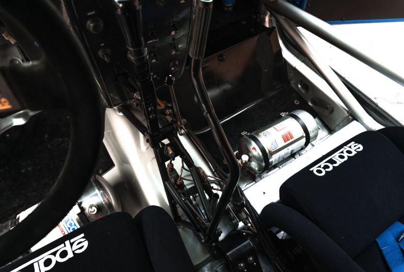 2004 Fiat Punto S1600 Rally 76570