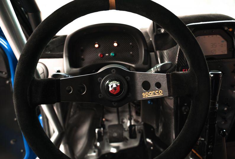 2004 Fiat Punto S1600 Rally 76568