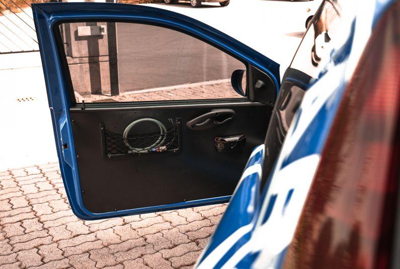 2004 Fiat Punto S1600 Rally 76552
