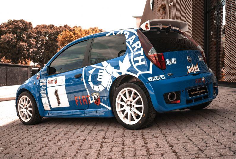 2004 Fiat Punto S1600 Rally 76539
