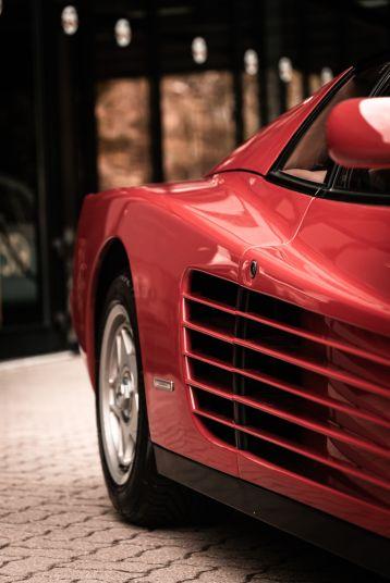 "1987 Ferrari Testarossa ""Monodado Bispecchio"" 76912"