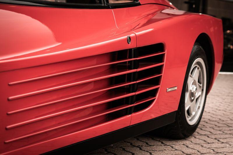 "1987 Ferrari Testarossa ""Monodado Bispecchio"" 76918"