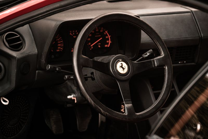"1987 Ferrari Testarossa ""Monodado Bispecchio"" 76948"