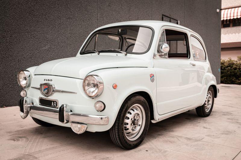 1968 Fiat Giannini 750 TV Turismo Veloce 77087