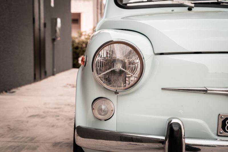 1968 Fiat Giannini 750 TV Turismo Veloce 77098