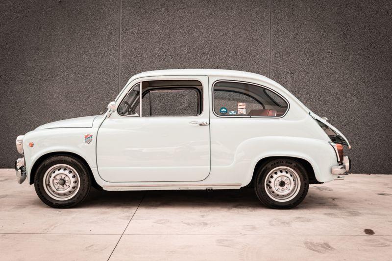 1968 Fiat Giannini 750 TV Turismo Veloce 77089