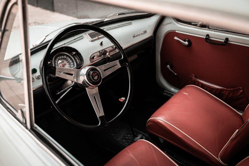 1968 Fiat Giannini 750 TV Turismo Veloce 77103