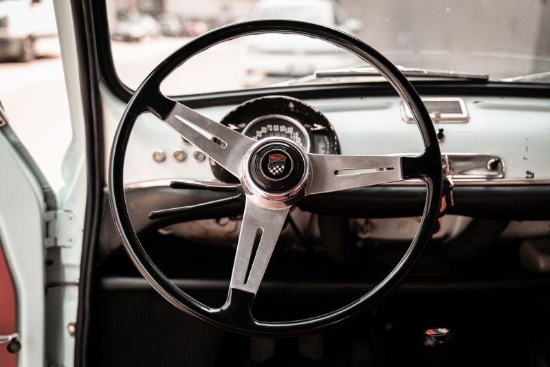 1968 Fiat Giannini 750 TV Turismo Veloce 77109