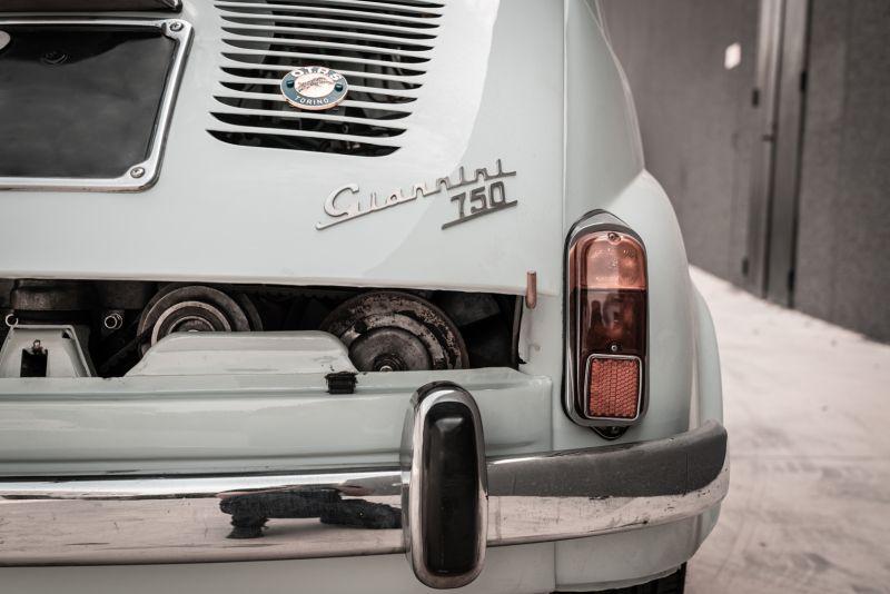 1968 Fiat Giannini 750 TV Turismo Veloce 77094